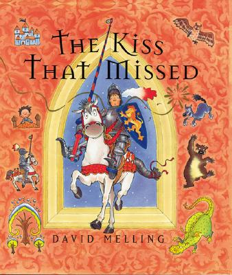 The Kiss That Missed By Melling, David