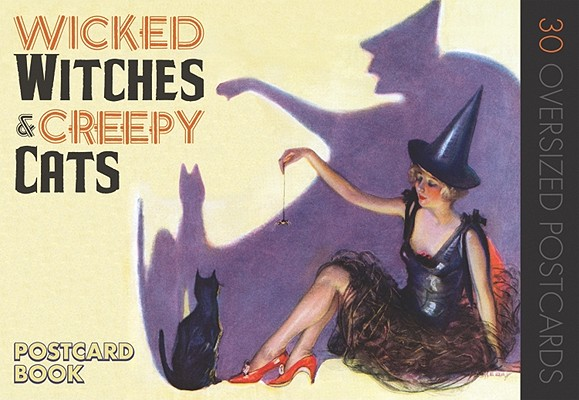 Wicked Witches and Creepy Cats By Green Tiger Press